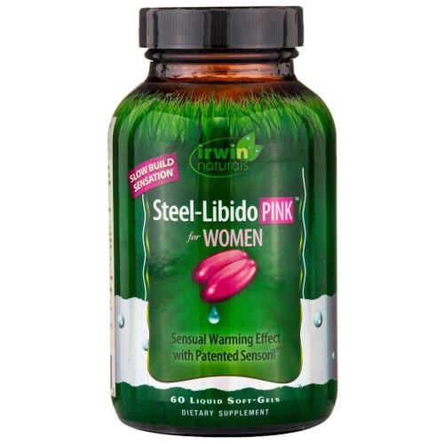 Steel Libido for Women PINK 75 SG