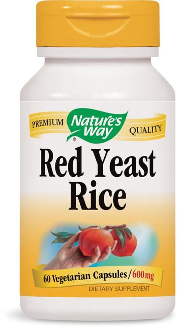 Nature's Way Red Yeast Rice 60 Caps