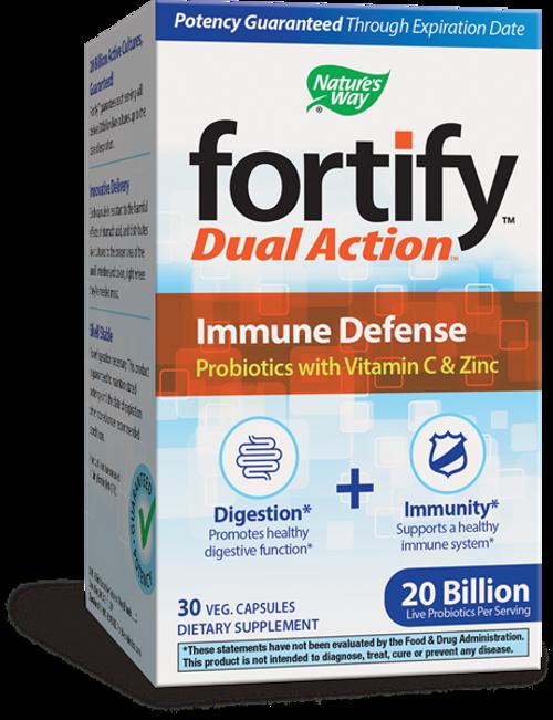 Nature's Way Fortify Optima Immune Defense 20 Billion - 30 Caps