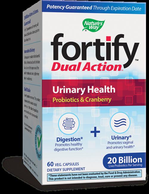 Nature's Way Fortify Optima Urinary Health 20 Billion - 60 Caps
