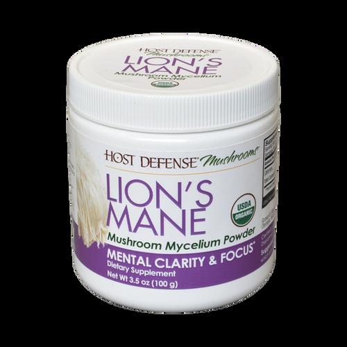 HOST DEFENSE Lion's Mane Powder - 100 g