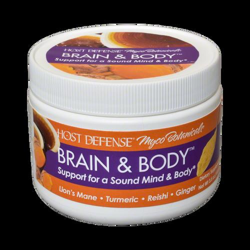 HOST DEFENSE Brain & Body Powder - 100 g