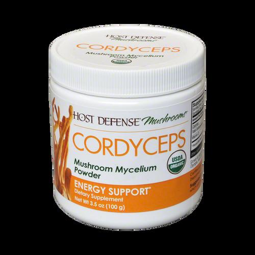 HOST DEFENSE Cordyceps Powder - 100 g