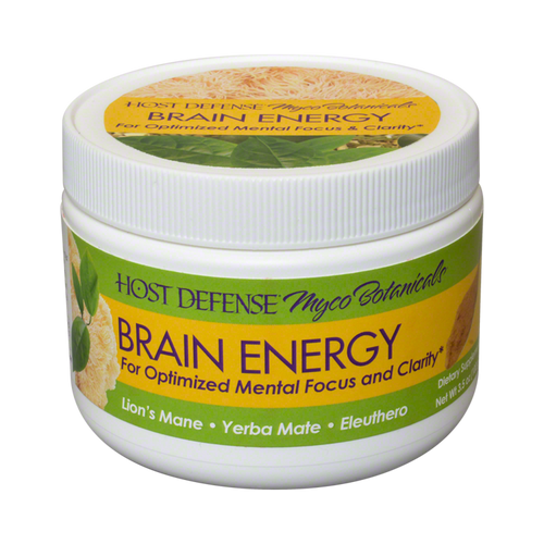 HOST DEFENSE Brain Energy Powder - 100 g