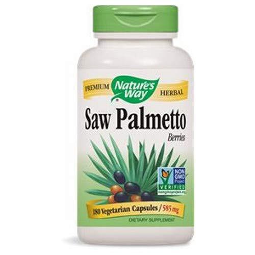 Nature's Way Saw Palmetto Berries 100 caps