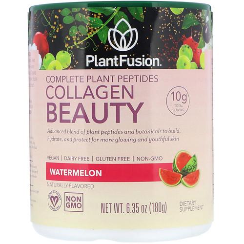 PlantFusion Collagen Beauty Watermelon 6.35 oz