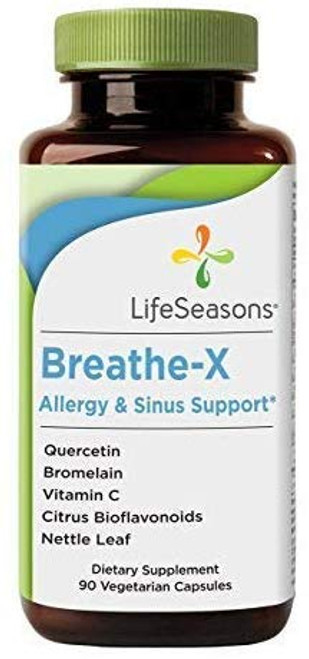 LifeSeasons Breathe-X 90 VCaps