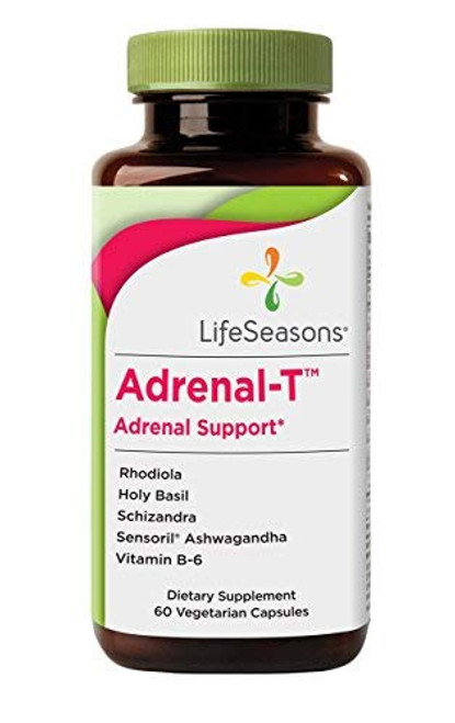 LifeSeasons Adrenal-T 60 VCaps