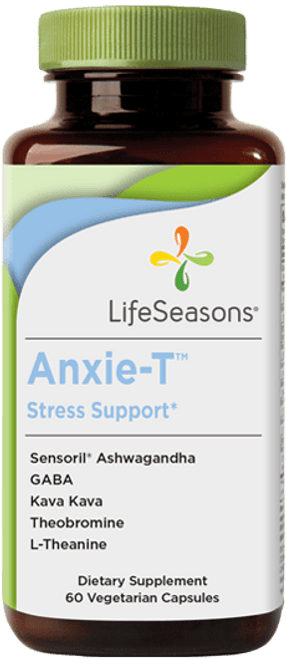 LifeSeasons Anxie-T 60 VCaps
