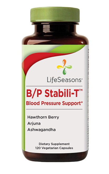 LifeSeasons BP Stabili-T 120 Vcaps