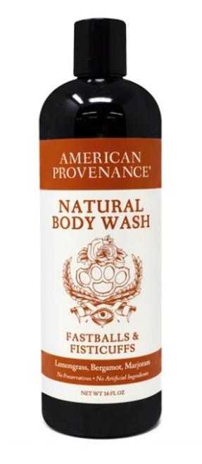 American Provenance Fastballs & Fisticuffs 16 oz