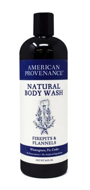 American Provenance Firepits & Flannels 16 oz