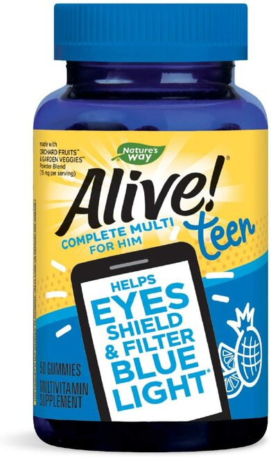 Alive! Teen Complete Multivitamin for Him