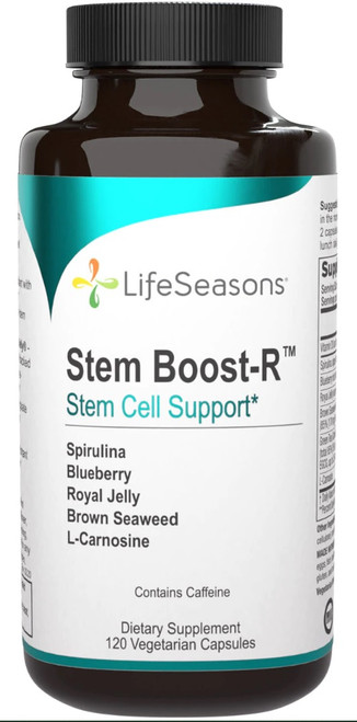 LifeSeasons Stem Boost-R 120 Vcaps