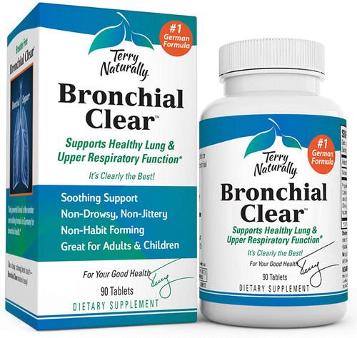 Bronchial Clear 90 tabs