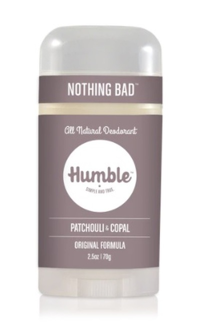 Humble Patchouli & Copal 2.5 oz