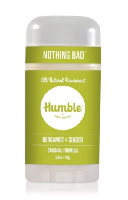 Humble Bergamot & Ginger 2.5 oz