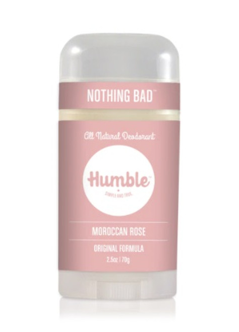 Humble Moroccan Rose 2.5 oz