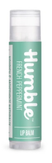 Humble French Peppermint Lip Balm 0.15 oz