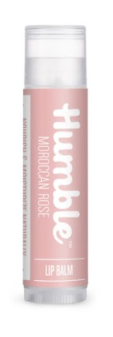 Humble Moroccan Rose Lip Balm 0.15 oz