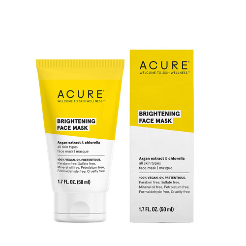 Acure Brightening Face Mask 1.7 oz