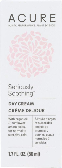 Acure Seriously Soothing Day Cream 1.7 oz