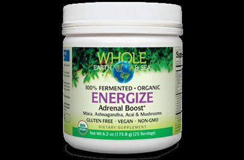Whole Earth & Sea Energize Adrenal Boost 6.2 oz