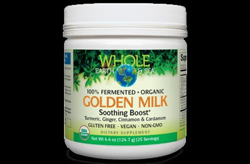 Whole Earth & Sea® Golden Milk Soothing Boost 4.4 oz