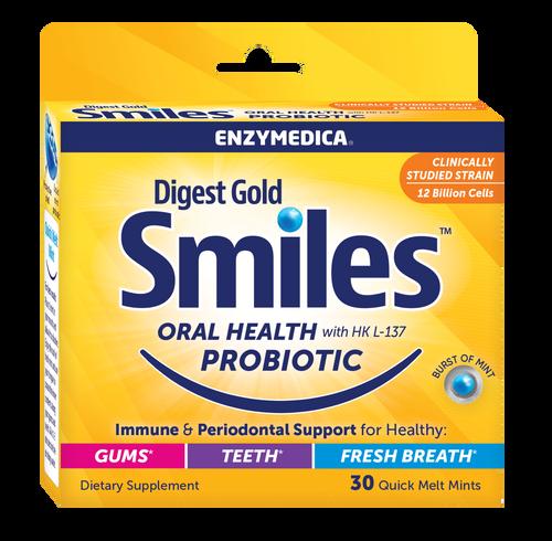Digest Gold Smiles 30 mints