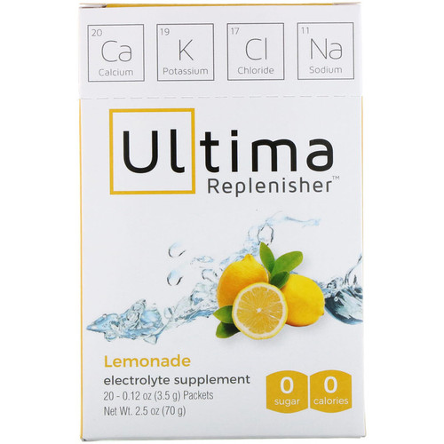 Ultima Replenisher Lemonade 2.5 oz