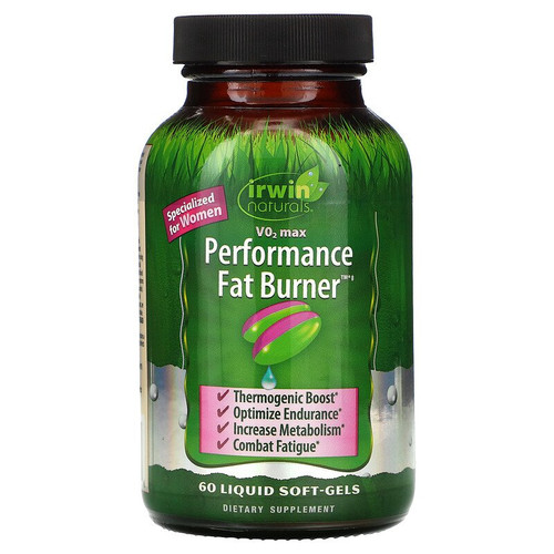 Performance Fat Burner 60 sg
