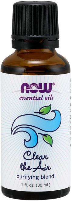 NOW Clear the Air Essential Oil 1 oz