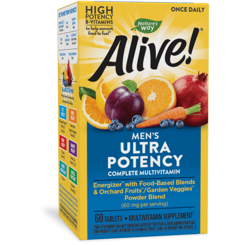 ALIVE! ONCE DAILY MEN'S 60