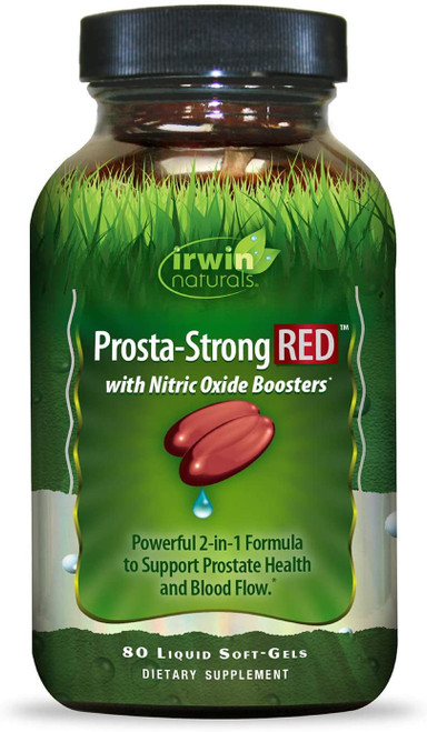 Irwin Naturals Prosta-Strong RED 80 SG