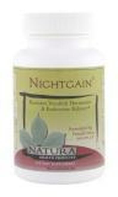 NightGain By Natura 90 Caps
