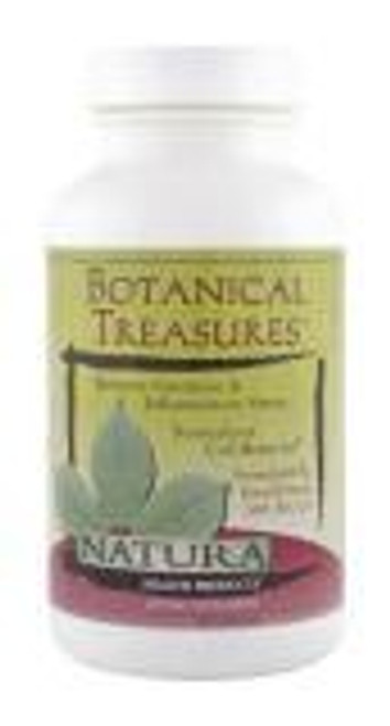 Botanical Treasures By Natura 180 Caps