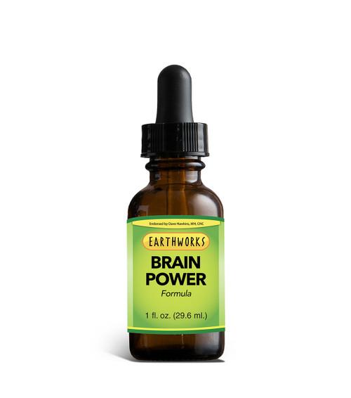 Master Formula - Brain Power 1 oz by Dave Hawkins' EarthWorks