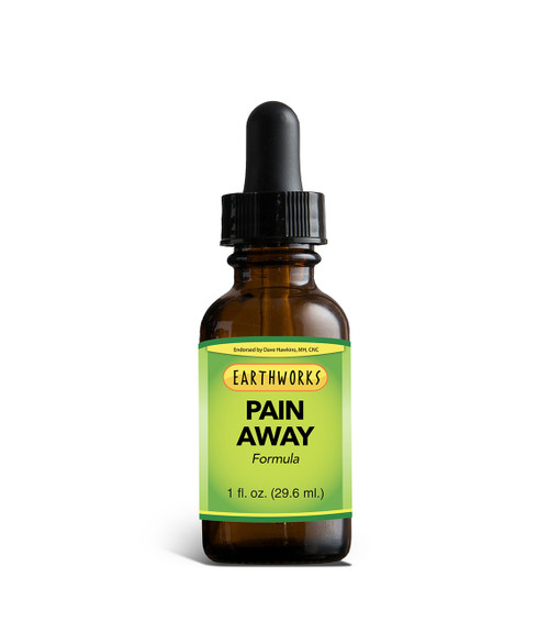 Master Formula - Pain Away 1 oz by Dave Hawkins' EarthWorks