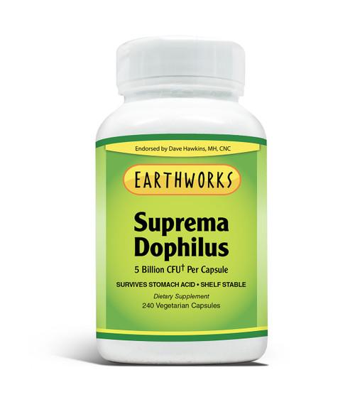 Supremadophilus 240 by Dave Hawkins' EarthWorks