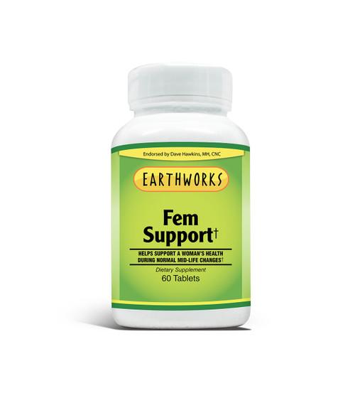 Fem Support by Dave Hawkins' EarthWorks