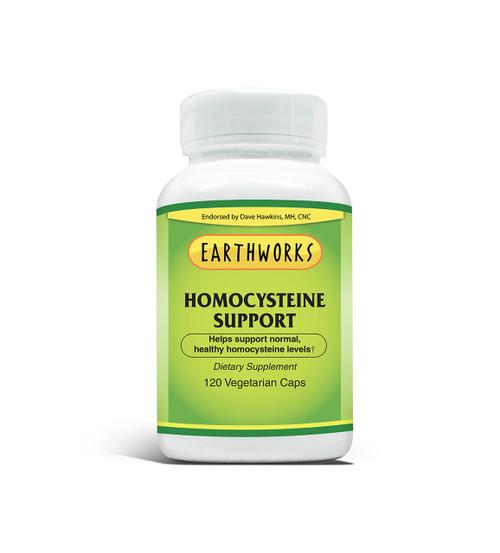 Homocysteine Support by Dave Hawkins' EarthWorks