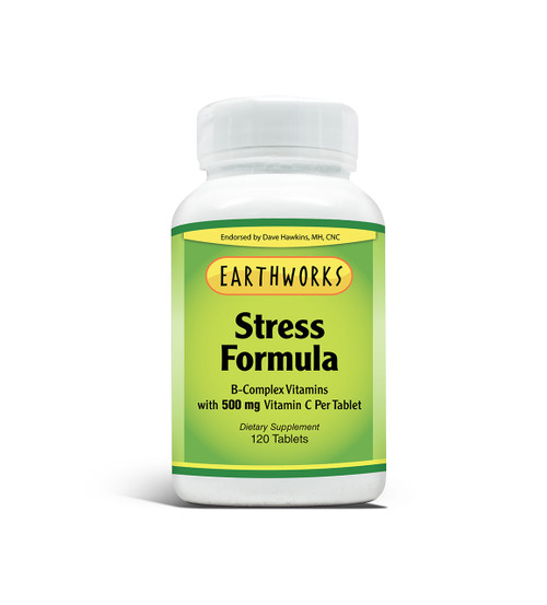 Stress Formula with 500 C 120 tab by Dave Hawkins' EarthWorks