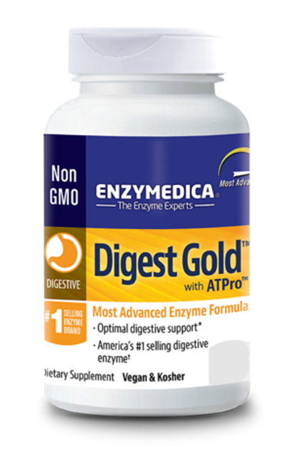 Enzymedica Digest Gold With Atpro 90 caps