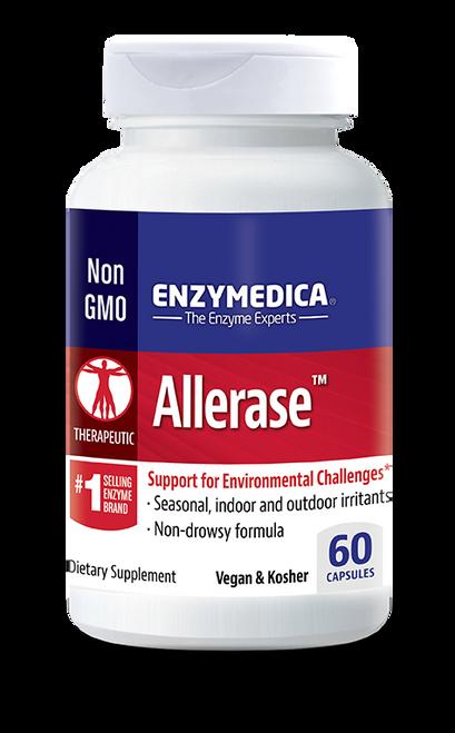 Allerase 60 By Enzymedica