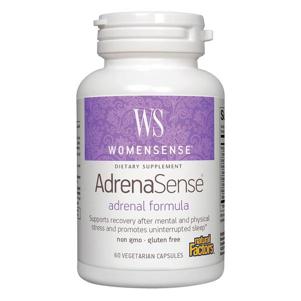Natural Factors AdrenaSense 60 Vcaps