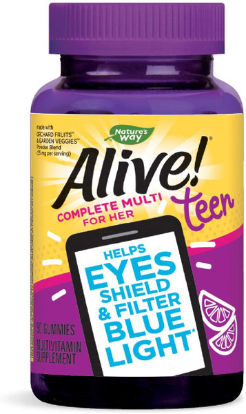 Alive! Teen Complete Multivitamin for Her