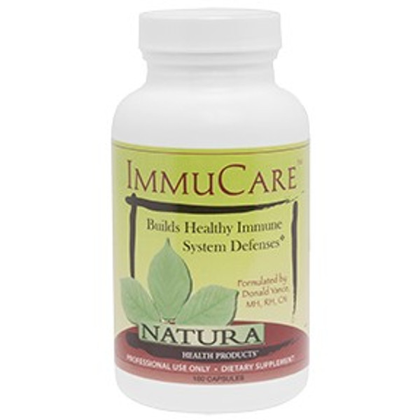 ImmuCare By Natura 180 Caps