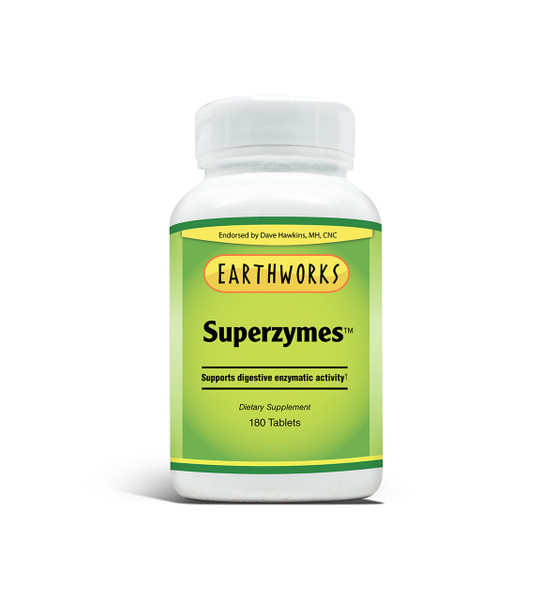 Superzymes 180 by Dave Hawkins' EarthWorks