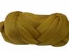 Dijon--Golden mustard brown.  18.5 micron Merino Wool Tops.