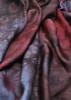 Habotai silk fabric-Banded Iron